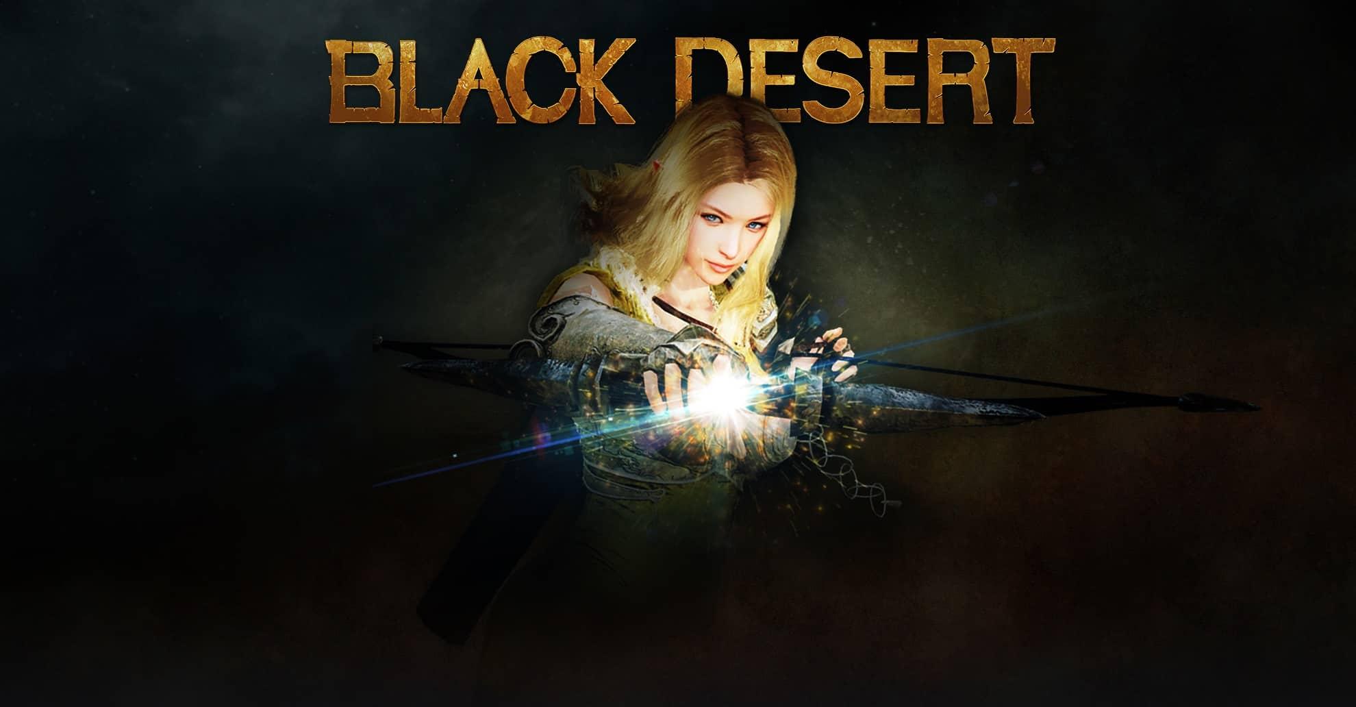 [BLACK DESERT ONLINE] La CBT1 ouvre ses portes le 16 décembre !!