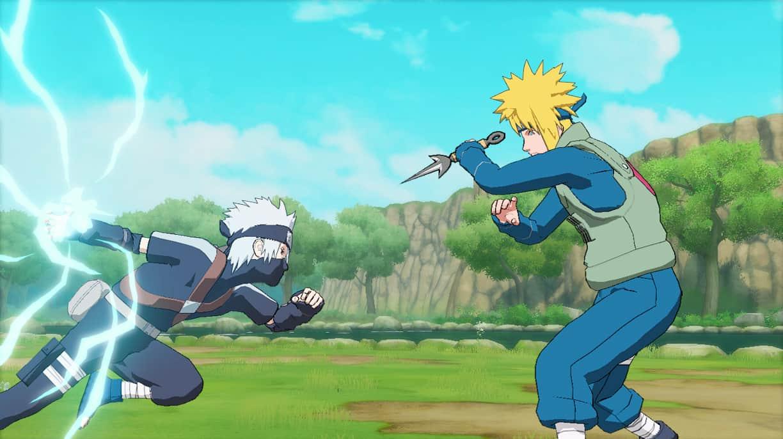 Tournoi Naruto Ultimate Ninja Storm Revolution [Annulé...]