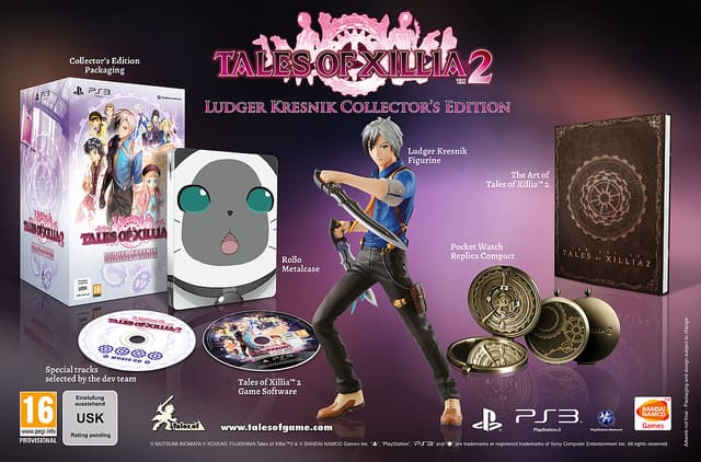 Tales Of Xillia 2 – Collector Edition