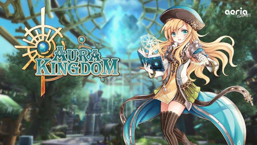 [AURA KINGDOM TW] Goodies