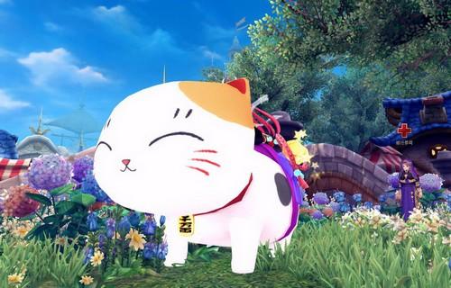 [AURA KINGDOM TW] Nouvelle monture annoncée, le chat porte-bonheur et autres objets…