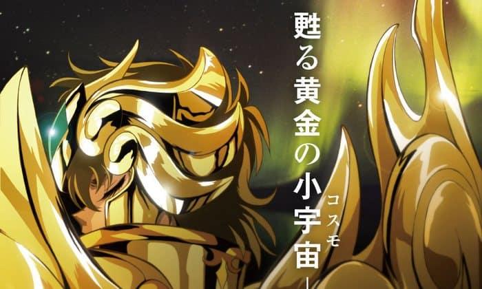 Après Saint Seiya Omega, voici Saint Seiya Soul Of Gold !