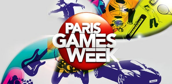 Paris Games Week le 29 octobre 2014
