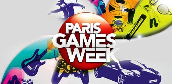 Paris Games Week le 29 octobre 2014