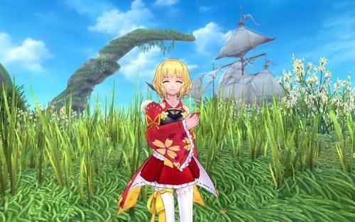 [Aura Kingdom ASIA] Nouveaux costumes et apparences d'armes