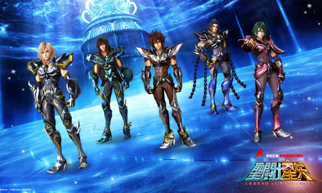 [CINEMA] Saint Seiya : La légende du sanctuaire (Legend Of Sanctuary)