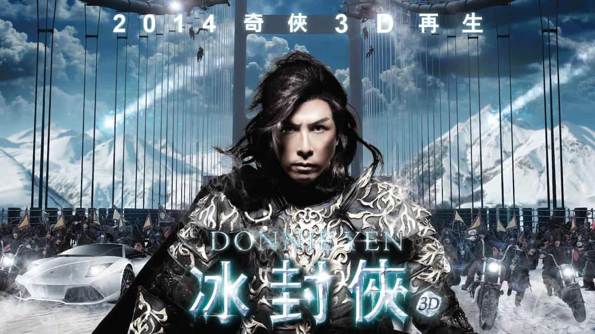 [FILM HK] Iceman avec Donnie Yen
