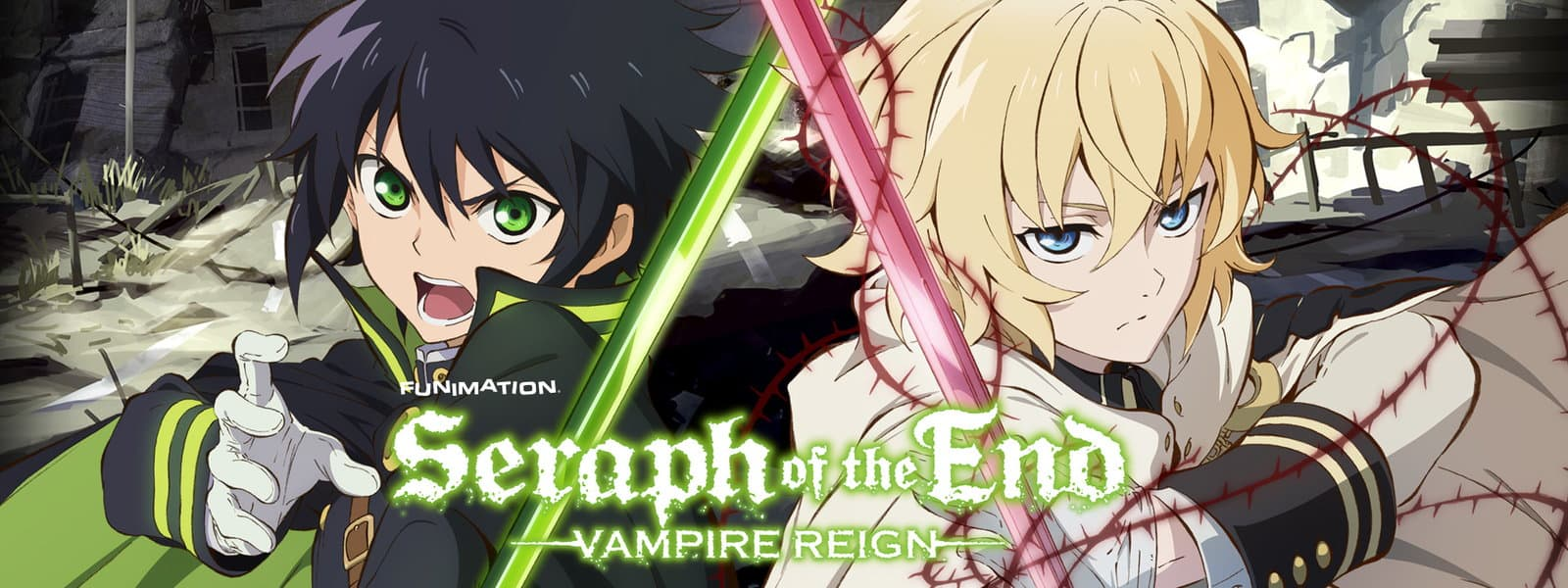 [ANIME] Seraph Of The End (Owari no Seraph)
