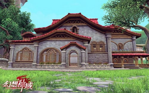 aura kingdom asia 03 06 2015 dossier sur les maisons villas by hatenak actu. Black Bedroom Furniture Sets. Home Design Ideas