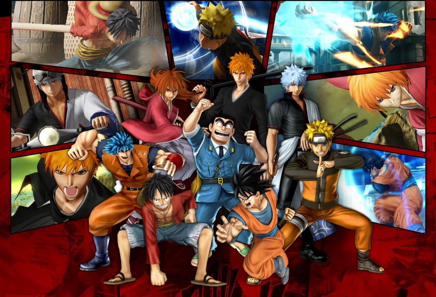 j-stars-personnages