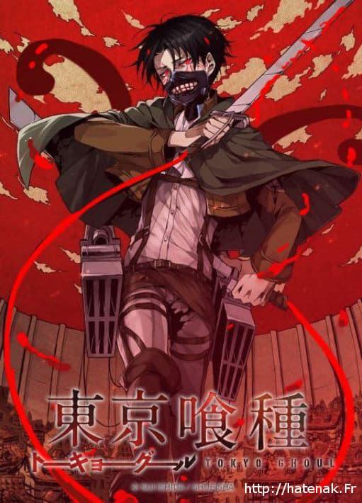 Tokyo Ghoul s'incruste dans d'autres mangas !