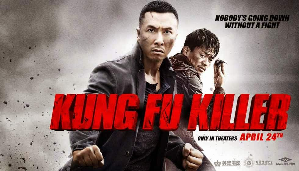 [FILM HK] Kung Fu Killer (Kung Fu Jungle) avec Donnie Yen