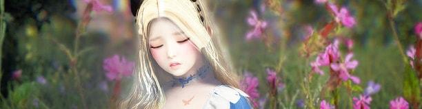 [BLACK DESERT ONLINE KOREA] Et si Alice s'est perdue dans Black Desert Online ?