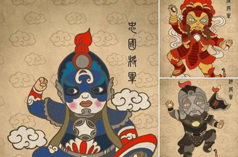 Et si des seigneurs de guerre chinois se transforment en super héros Marvel ?