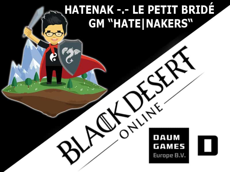 [BLACK DESERT ONLINE FR] Le site est en partenariat avec Daum Europe !