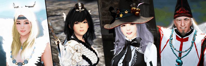 [BLACK DESERT ONLINE KOREA] 28/04/2016 : De nouveaux costumes disponibles !