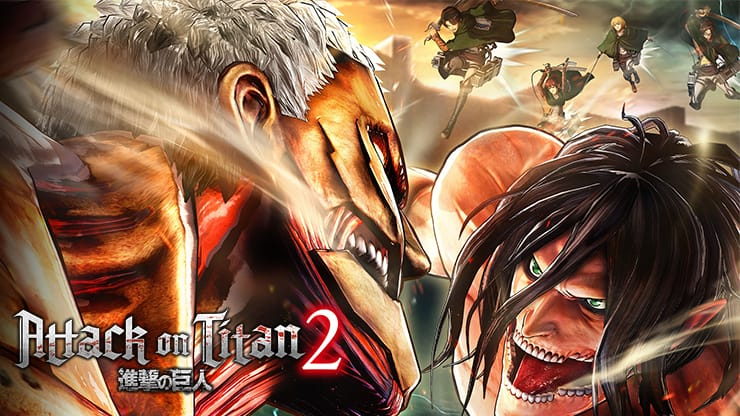 Attack On Titan 2 sort ce mois-ci (20 mars 2018)