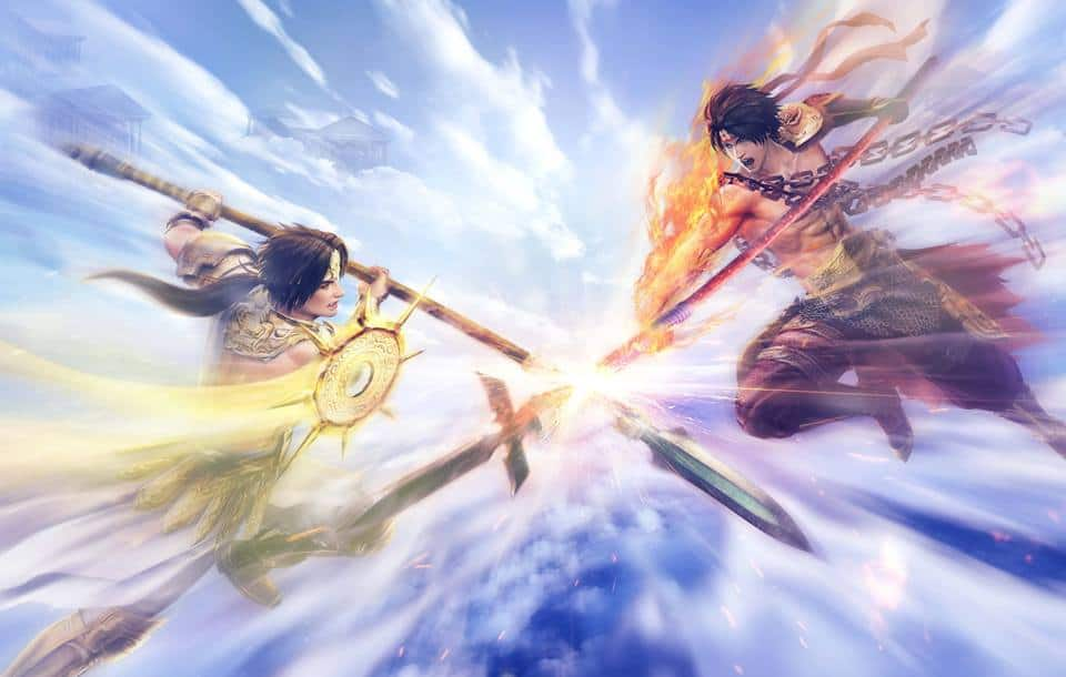 Warriors Orochi 4 arrive en Europe !