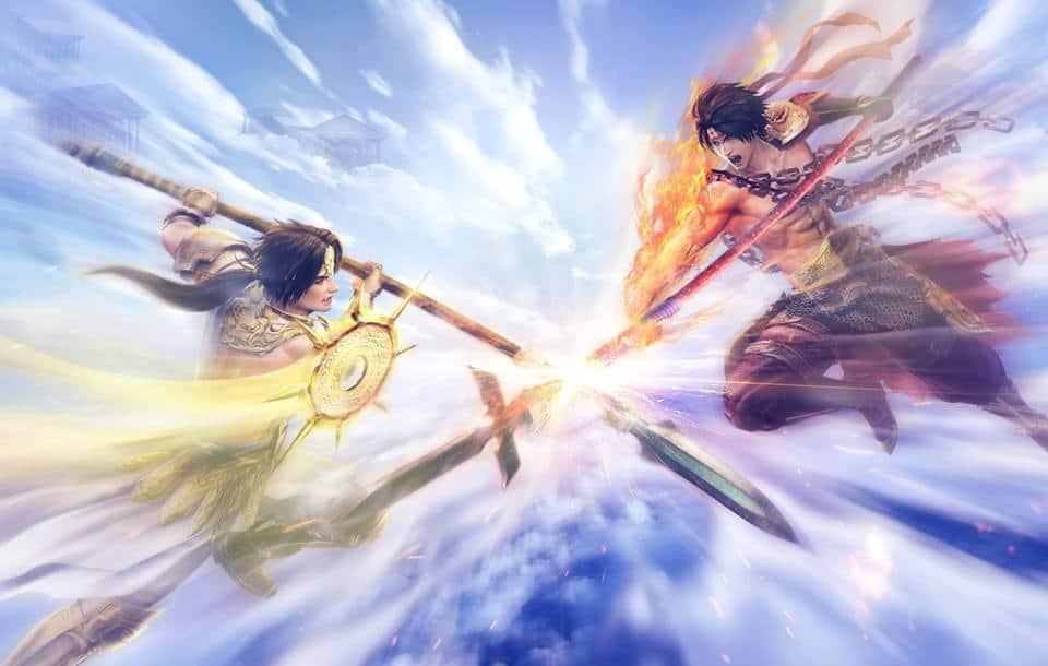 Warriors Orochi 4 arrive en Europe !