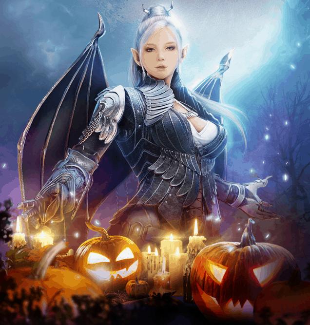 [BDO KR] : Pour les festivités d'Halloween, les coréens remettent une 2ème couche niveau costume !