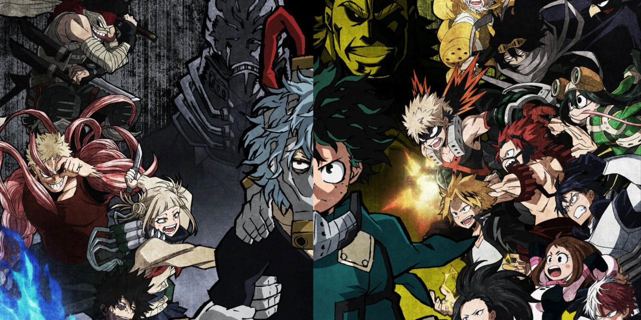 """My Hero One's Justice : Toutes les """"Plus Ultra"""""""