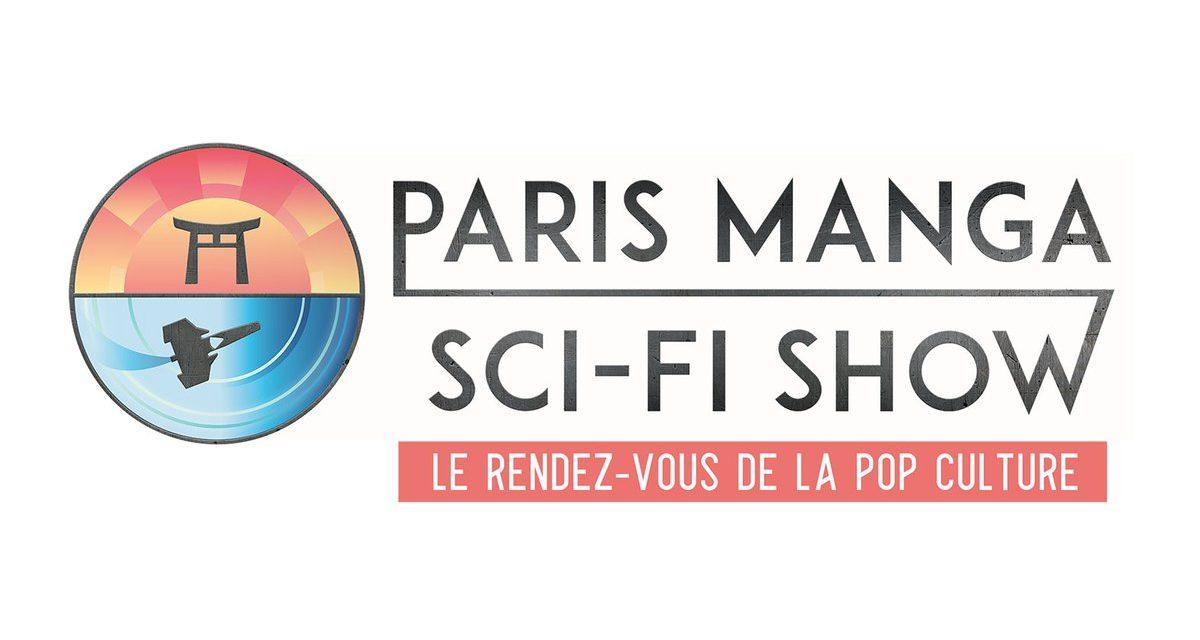 Paris Manga le 16 – 17 février 2019