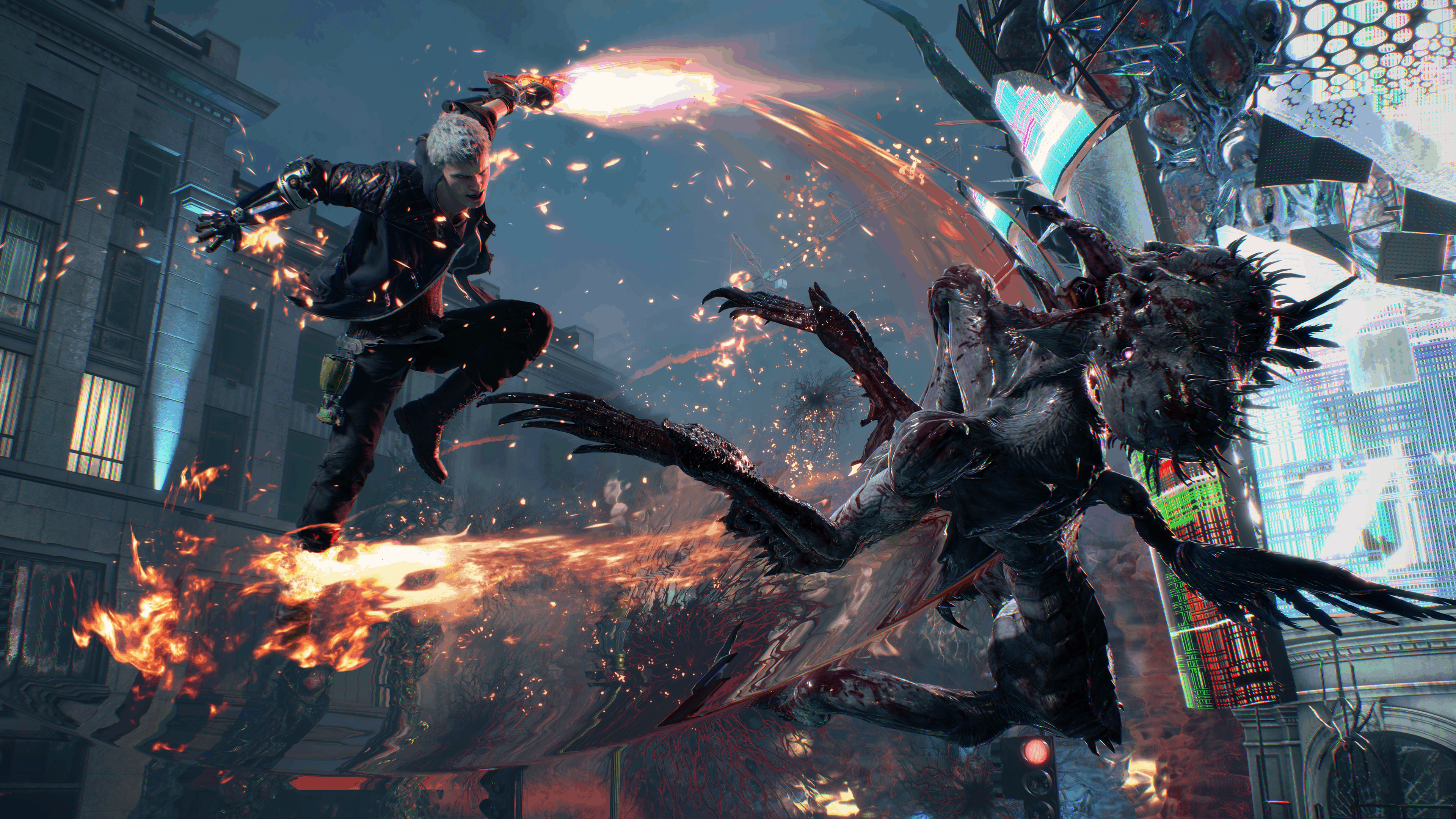 DMC 5 – Le palais sanglant disponible le 1er avril