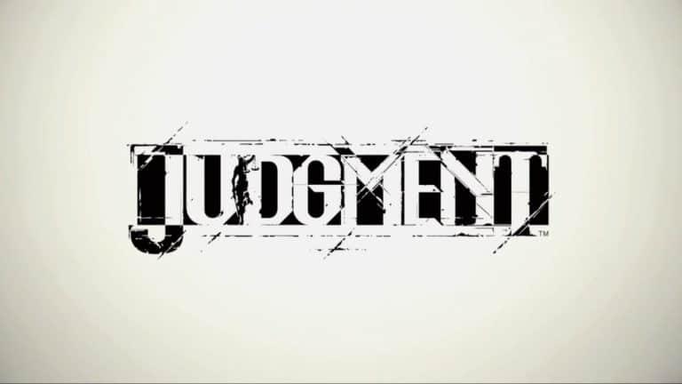 Judgment – SEGA confirme la date de sortie en Occident pour le 25 juin 2019 !
