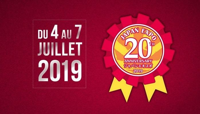 Japan Expo fête ces 20 ans !