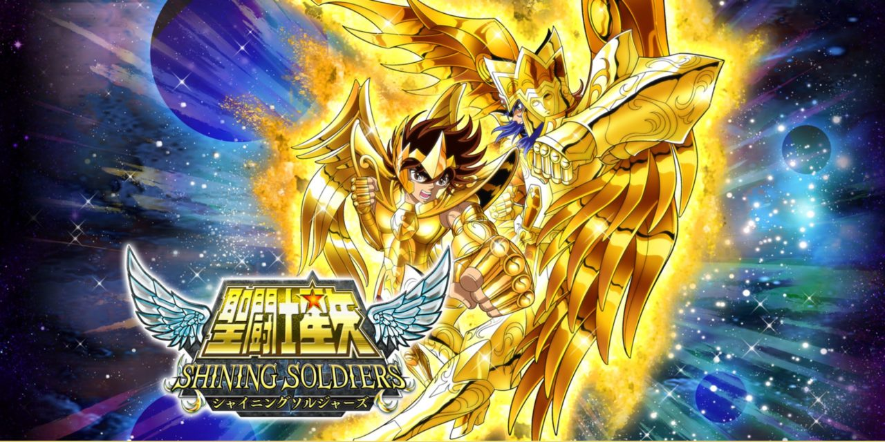 Saint Seiya Shining Soldiers sur mobile ?