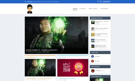 Nouveau site – Nouveau design !