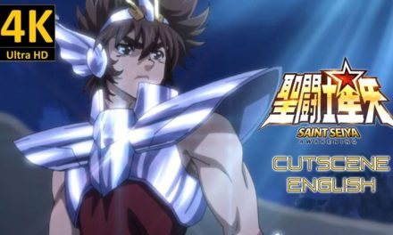 Saint Seiya Awakening – Toutes les cinématiques du jeu (anglais)