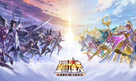 Pleins d'images pour fêter la pre-inscription du jeu Saint Seiya: Knights of the Zodiac