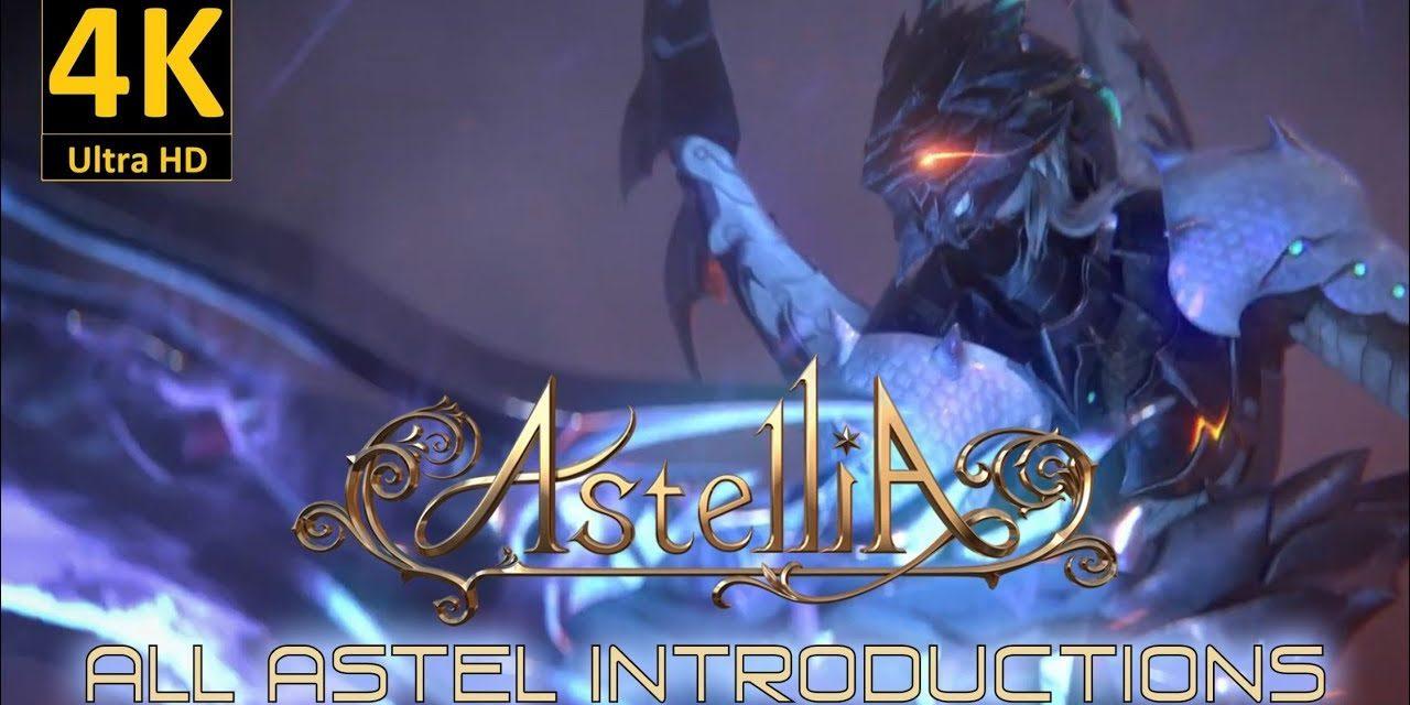 Astellia Online – Toutes les introductions d'Astels