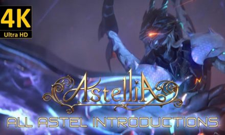 Astellia Online – Toutes les introductions d'Astels