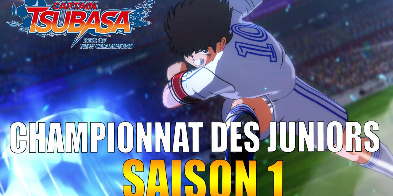 [CAPTAIN TSUBASA] Championnat des juniors – SAISON 1